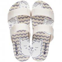 Zaxy Dámské pantofle Share Thong Fem 17363-90562 Beige 35-36