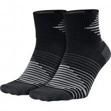 Nike 2Ppk Running Dri-Fit Ligh černá M