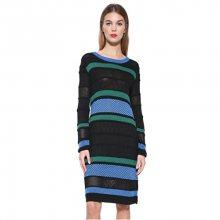 Desigual Dámské šaty Vest Susan 17WWVF30 2000 XS