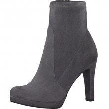 Tamaris Elegantní dámské kotníkové boty 1-1-25365-29-206 Graphite 36
