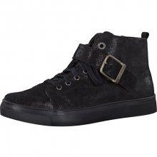 s.Oliver Dámské kotníkové boty Black Comb 5-5-25215-27-098 39