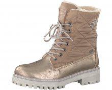 s.Oliver Dámské kotníkové boty Rose Metallic 5-5-26250-39-519 36