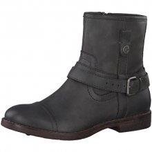 Tamaris Elegantní dámské kotníkové boty 1-1-25396-29-214 Anthracite 38