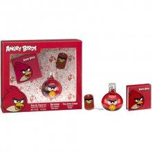 EP Line Angry Birds Red Bird - EDT 50 ml + poznámkový bloček + přívěšek - SLEVA - poškozený obal