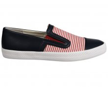 GEOX Dámské Slip-on Giyo B Red/Navy D829FB-0AW54-C7217 36