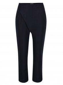 Tmavě modré kalhoty Skunkfunk