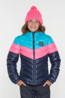 Sam 73 Dívčí bunda na zip Sam 73 modrá tmavá 116