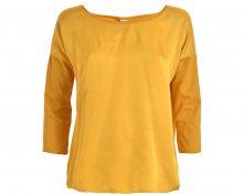 Deha Dámské triko 3/4 Sleeve Lenght Top D73070 Curcuma Yellow S