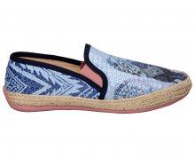 Desigual Dámské Slip-On Shoes Taormina Elephant 74KSJD2 5098 41