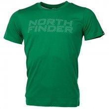 Northfinder Pánské triko Liam Green TR3285SP-316 M