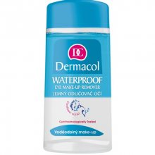 Dermacol Jemný odličovač očí (Waterproof Eye Make-up Remover) 120 ml