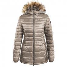 Brekka Dámská zimní bunda 365 Hood Woman BRFW2073-OAK S