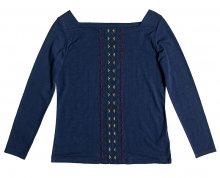 Roxy Dámské triko Cabo Esikat Geo Dress Blues ERJZT04039-BTK0 S