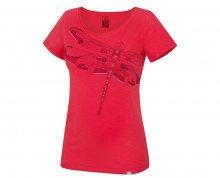 Hannah Dámské triko Kaira Paradise pink 34