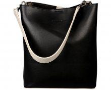 David Jones Elegantní kabelka Black CM3738