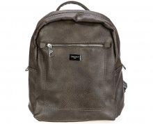 David Jones Dámský elegantní batoh D. Grey CM3619