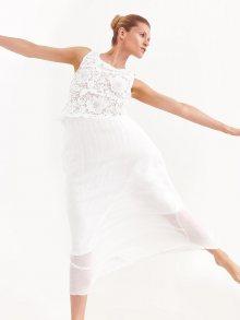 Šaty bílá 38