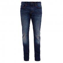 s.Oliver Pánské tmavě modré strečové kalhoty Slim délka 32 32