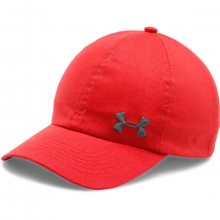 Under Armour Solid Cap červená 56-60