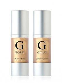 Gold Serums Sada sérum s mořským kolagenem\n\n
