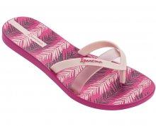 Ipanema Dámské žabky Kirei Silk III Fem 82289-21038 Pink/Pink 35-36