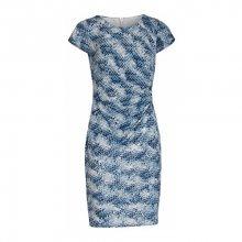 Smashed Lemon Dámské krátké šaty Blue 18202/03 S