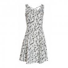 Smashed Lemon Dámské krátké šaty White 18022/01 S