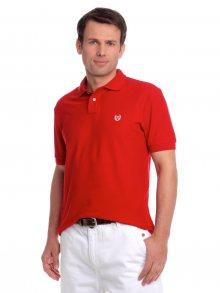 Chaps Polo tričko CMA00C0W04_ss15 M červená