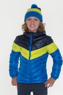 Sam 73 Chlapecká bunda na zip Sam 73 modrá jasná 116