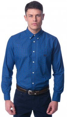 Chaps Košile WCP08CCP01_aw15 S modrá\n\n