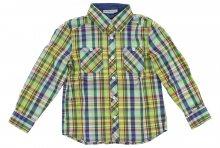 Košile dětská Geox | Zelená Vícebarevná | Chlapecké | 6 let