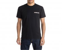 Quiksilver Tričko Am Ss Tee Peace Pipe Black EQYZT03969-KVJ0 XL