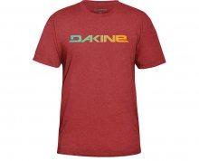 Dakine Pánské tričko Da Rail Red Heather 10000932-S17 M