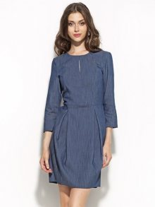 Nife Dámské šaty s59_jeans