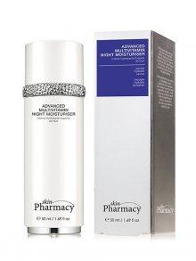 Skin Pharmacy Multivitamínový noční hydratační krém SP059, 50 ml\n\n