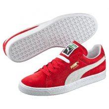 Puma Suede Classic+ červená EUR 43