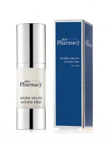 Skin Pharmacy Pleťové protivráskové sérum s hadím výtažkem SP066 30ml\n\n