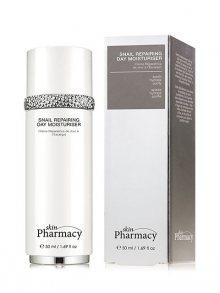 Skin Pharmacy Denní hydratační krém s hlemýždí sekrecí SP063, 50 ml\n\n