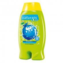 Avon Jemný sprchový gel a pěna do koupele 2 v 1 s borůvkou (Body Wash & Bubble Bath) 250 ml