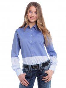 Gant Košile 432252_ss15 36 modrá