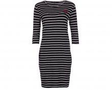 Vero Moda Dámské šaty VMLIROSE 3/4 DRESS D2-3 Black XS