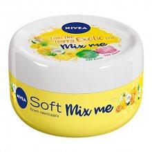 Nivea Svěží hydratační krém Soft Mix Me (Moisturizing Cream I Am The Happy Exotic One) 100 ml