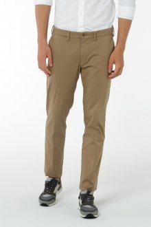 Kalhoty GANT O1. SLIM TAILORED SATIN SLACKS