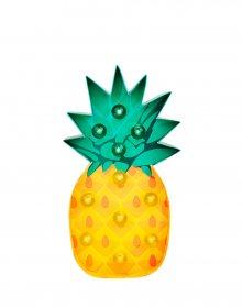 Sunnylife Pineapple Marquee Light SUOMAQPI