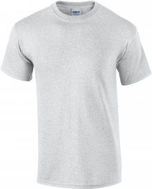 Tričko Gildan Ultra - Světle šedá S