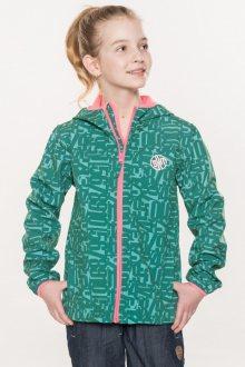 Sam 73 Dětská softshellová bunda Sam 73 zelená 116-122