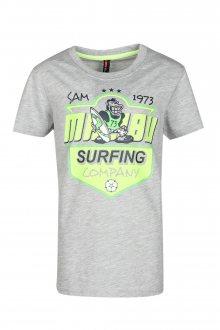 Sam 73 Chlapecké triko Sam 73 šedá světlá 116