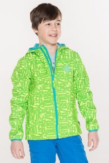 Sam 73 Dětská softshellová bunda Sam 73 zelená neon 116-122