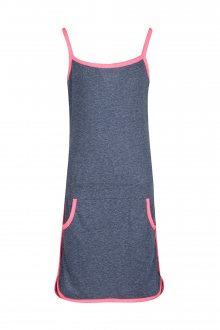Sam 73 Dívčí šaty na ramínka Sam 73 modrá kobaltová 128