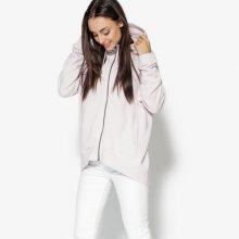 Nike Mikina W Nsw Modern Cape Ženy Oblečení Mikiny 885595-699 Ženy Oblečení Mikiny Růžová US XS